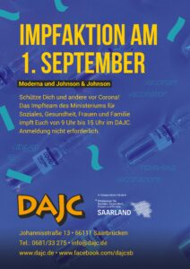 Impfaktionstag im DAJC @ DAJC